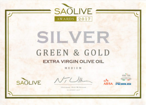 GNG awards silver